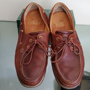 Used Sperry Gold Cup Boat shoes